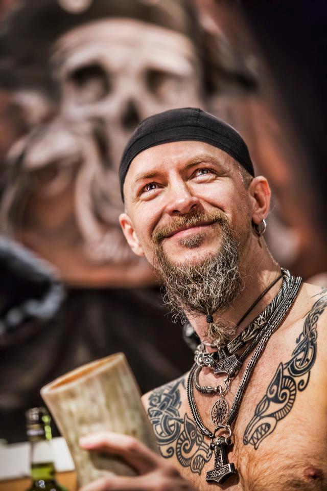 Alex Sacha Tatoueur 05 vip viking in paris | missfetiche